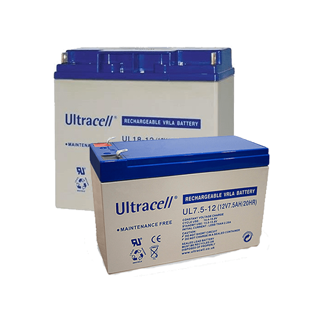 Accus & Batterijen