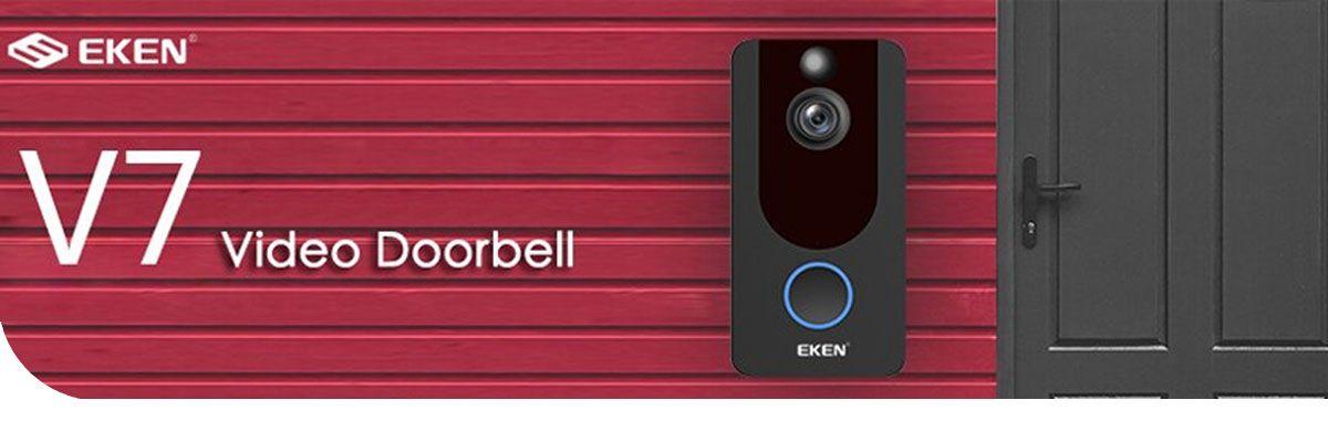 Eken Wifi deurbellen