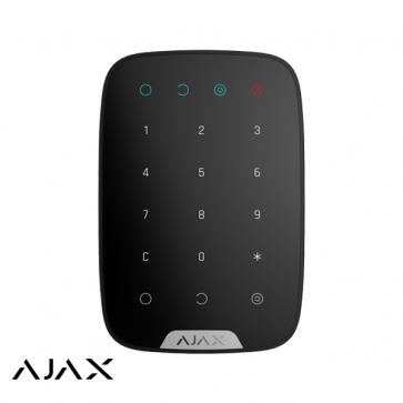 Ajax KeyPad draadloos, zwart