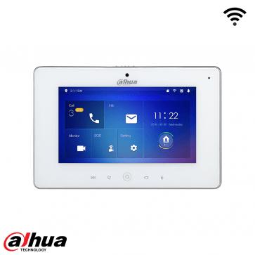 "Dahua 7"" Wifi Intercom Indoor Monitor WIT"