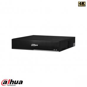 Dahua 32 kanaals 2U 8HDDs WizMind NVR incl 4TB HDD