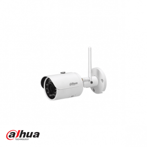 3MP Full HD WiFi mini bullet camera