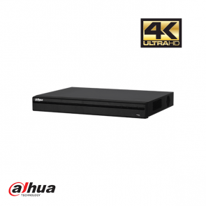 Dahua 16 Channel Penta-brid 4K 1U Digital Video Recorder 16 PoC incl 2TB HDD