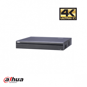 Dahua 32 Channel 1U 16 x PoE 4K&H.265 Pro Network Video Recorder incl 2TB HDD