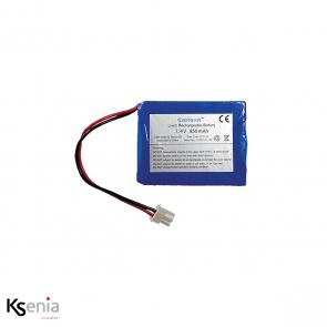 Ksenia Li-Ion Batterij 7.4 Vdc-900 mAh voor RADIUS en DUO WLS