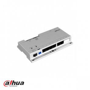 Dahua PoE Switch voor intercom incl voeding