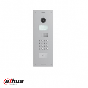 Dahua IP intercom buitenpost appartment, 1.3MP CMOS camera