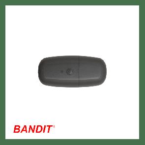 Bandit 320 Horizontale installatie - ANTRACIET
