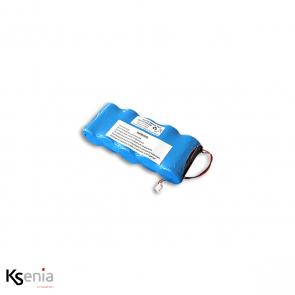 Ksenia Alkaline Accu Pack, 7.5V/8Ah voor IMAGO WLS