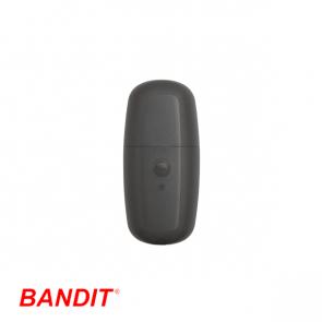 Bandit 320 Verticale installatie - ANTRACIET