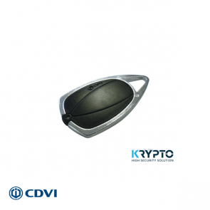 METAL BADGE DESFIRE EV2 (krypto K2)