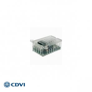ERONE nano ontvanger 433 Mhz, 1-kanaals, 230 Vac