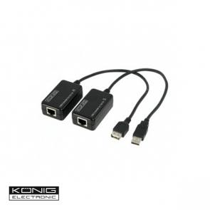 USB Verlenger via UTP 60m
