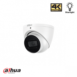 Dahua 4K Starlight HDCVI IR Eyeball Camera 2.8mm