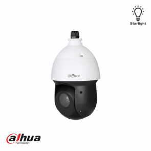 Dahua 2MP 25x Starlight + IR PTZ AI Network Camera