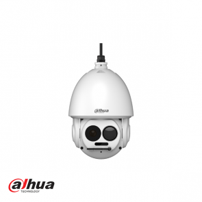 Dahua 2MP Thermische (640*512) speeddome camera, lens: 35mm