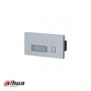 Dahua Modular 1-Button Module, half unit