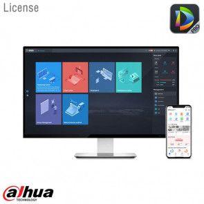 Dahua door base license for DSS Pro voor 16 deuren