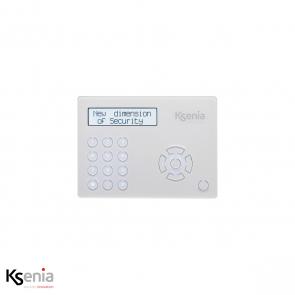 Ksenia Ergo M - Keypad met RF-ID, wit