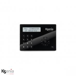 Ksenia Ergo M - Keypad met RF-ID, zwart