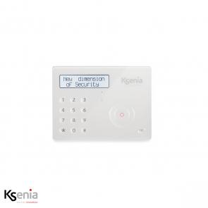 Ksenia Ergo S - Keypad, wit