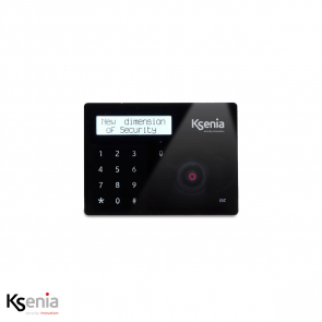 Ksenia Ergo S - Keypad, zwart
