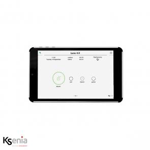 "Ksenia Ergo T - 7"" Touchscreen, zwart"