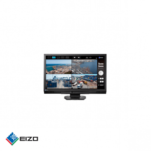 "Eizo DuraVision 23"" full HD professional TN monitor Zwart"