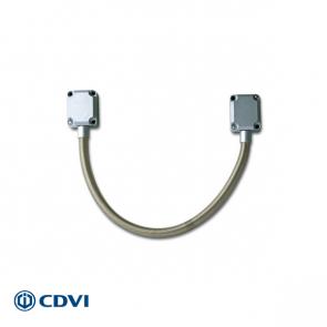 Kabeldoorvoer 450 mm Ø 9 mm - metaal