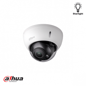 Dahua 12/24V HD-CVI IR Starlight dome camera