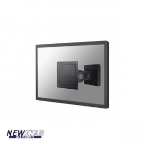 NewStar LCD Monitor arm 3 movements, BLACK/GREY