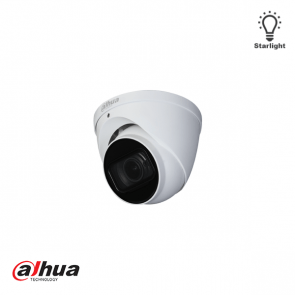 Dahua 5MP Starlight  2.7 - 13.5mm Motorzoom Dome HD-CVI Camera DC12V/AV24V