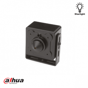 Dahua 2MP Starlight pinhole HD-CVI WDR camera