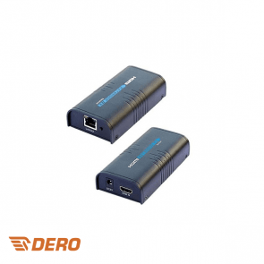 HDMI converter over 1 UTP set sender + receiver
