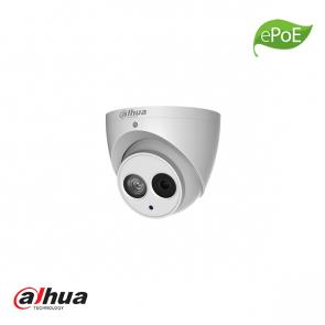 Dahua 4MP IR Eyeball Network Camera, mic, 2.8mm, ePoE
