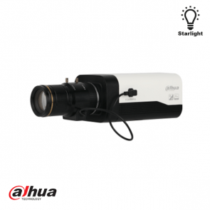 Dahua 2MP Starlight Face Recognition Box Network Camera
