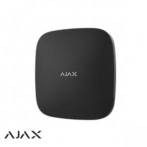 Ajax Hub 2 Plus, zwart, met 2x GSM, Wifi en LAN communicatie