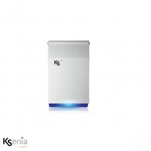 Ksenia Imago - BUS outdoor sirene, grijs/blauw