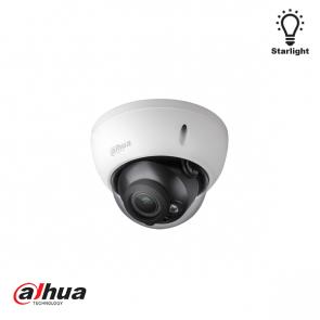 Dahua 12/24V HD-CVI IR Starlight dome camera