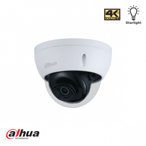Dahua 8MP Lite IR Fixed-focal Dome Network Camera 2.8mm