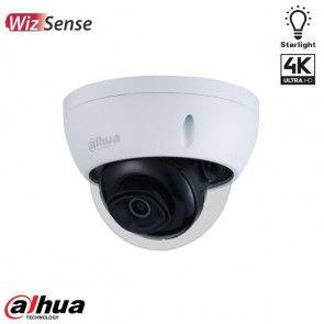 Dahua 8MP IR Fixed focal Dome WizSense Network Camera 2.8mm