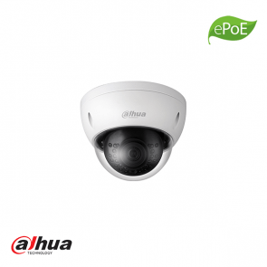 Dahua 8 MP IR Mini-Dome Network Camera (4 mm), ePoE