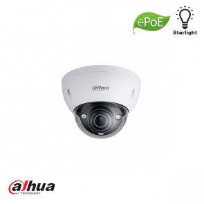 Dahua 2MP Starlight IR dome camera 2.7-13.5mm motorzoom ePoE