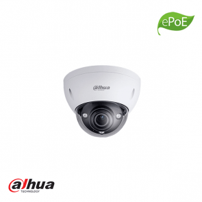 Dahua 4MP vandaalproof IR dome camera 2.7-13.5mm motorzoom ePoE