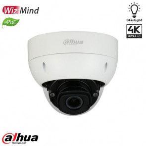 Dahua 8 MP IR Dome WizMind Network Camera 8-32mm