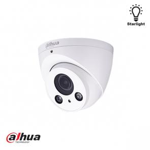 Dahua 2 MP Motorized Starlight IR Dome Camera