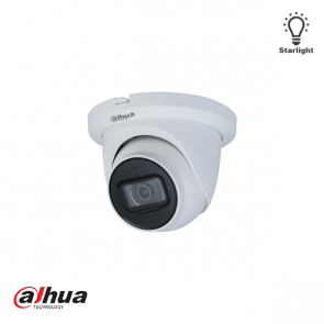 Dahua 4MP Lite AI IR Fixed focal Eyeball Netwok Camera 2.8mm