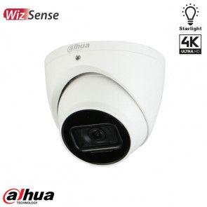 Dahua 8MP IR Fixed focal Eyeball WizSense Network Camera 2.8mm