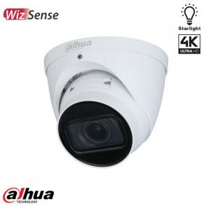 Dahua 8MP IR Vari-focal Eyeball WizSense Network Camera 2.7-13.5mm