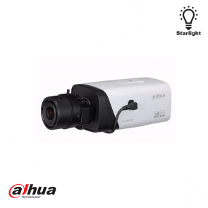 Dahua 3 Megapixel Exmor box camera audio,alarm, micro SD video anlysis Starlight, H.265